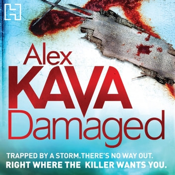Damaged audiobook by Alex Kava
