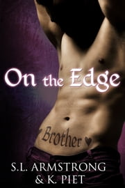 On the Edge ebook by S.L. Armstrong,K. Piet