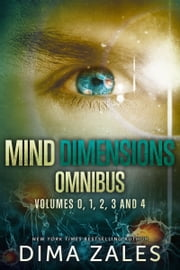 Mind Dimensions Omnibus - Volumes 0-4 ebook by Kobo.Web.Store.Products.Fields.ContributorFieldViewModel