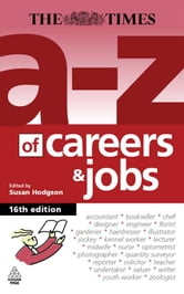 A-Z of Careers and Jobs ebook by Susan Hodgson