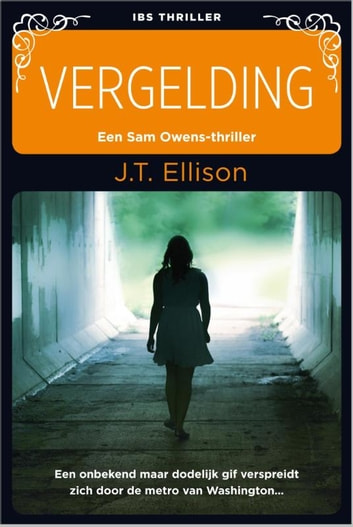 Vergelding - Sam Owens ebook by J.T. Ellison