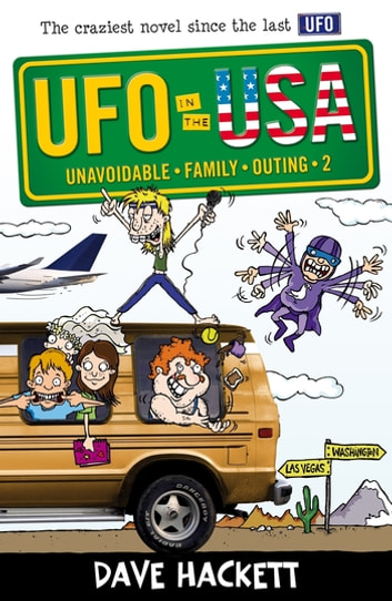 UFO in the USA ebook by Dave Hackett