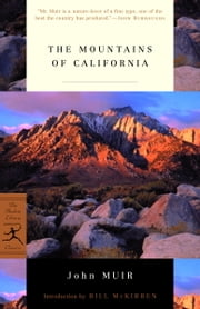 The Mountains of California ebook by John Muir,Bill McKibben