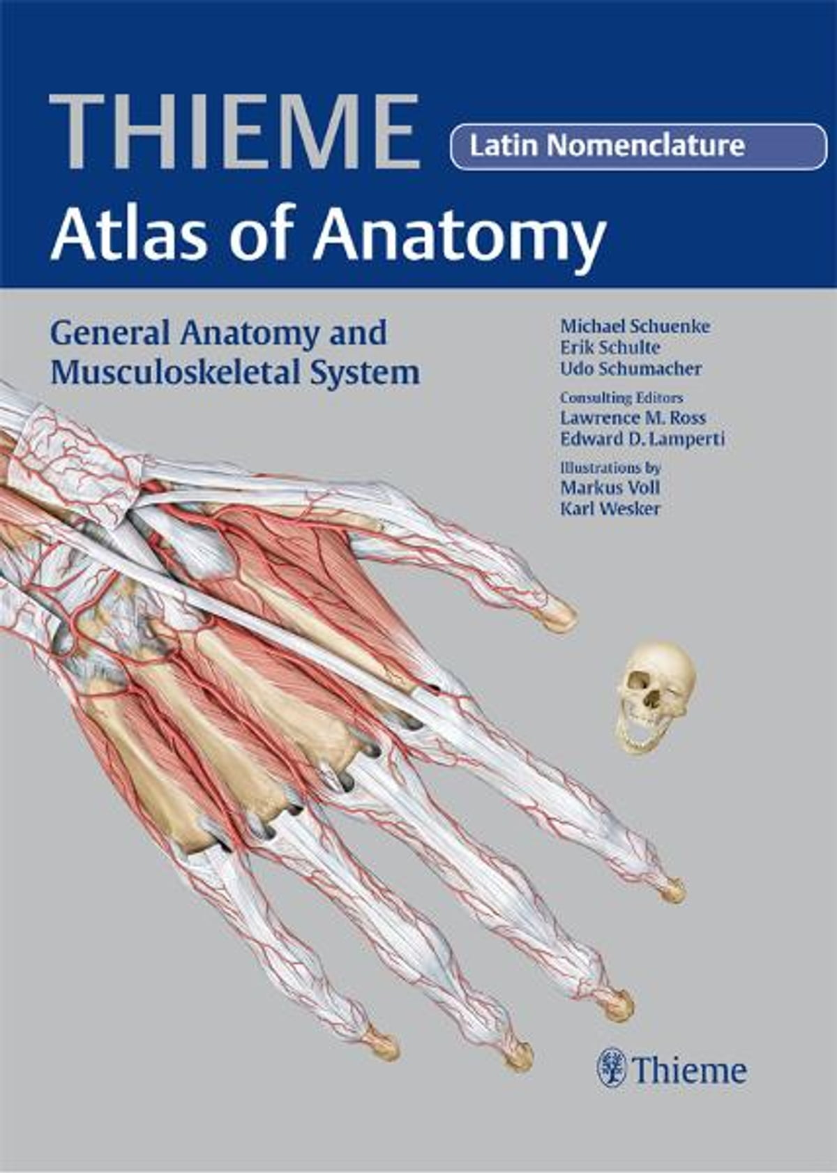General Anatomy And Musculoskeletal System Latin Nomencl Thieme