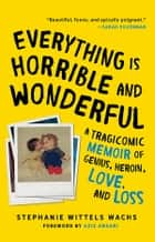Everything Is Horrible and Wonderful - A Tragicomic Memoir of Genius, Heroin, Love, and Loss ebook by Stephanie Wittels Wachs, Aziz Ansari