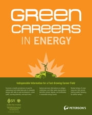 Green Careers in Energy ebook by Peterson's