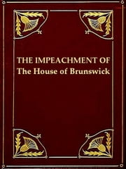 The Impeachment of the House of Brunswick ebook by Charles Bradlaugh