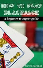 Blackjack: How To Play Blackjack: A Beginner to Expert Guide - to Get You From The Sidelines to Running the Blackjack Table, Reduce Your Risk, and Have Fun ebook by Steven Hartman