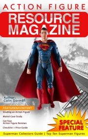 The Action Figure Resource Magazine- Oct 2013 ebook by Colin Dorman