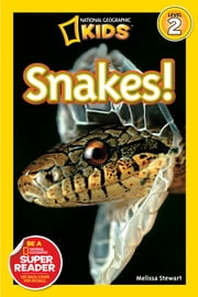 National Geographic Readers: Snakes ebook by Melissa Stewart