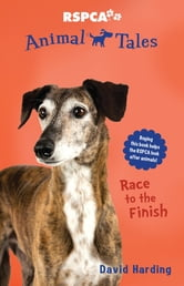 Animal Tales 8: Race to the Finish ebook by David Harding