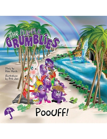 Poouff! - Purple Grumblies ebook by Mike Marsh