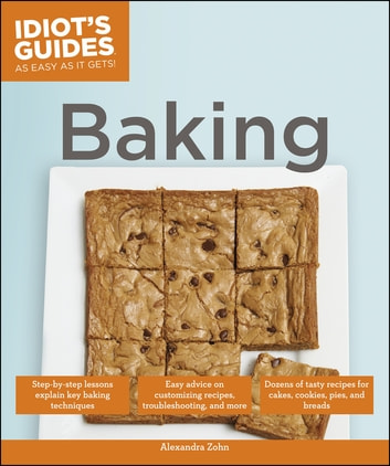 Baking ebook by Alexandra Zohn