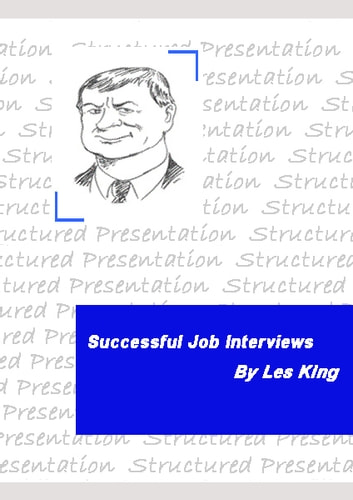 Successful Job Interviews ebook by Les King