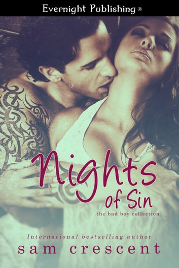 Nights of Sin ebook by Sam Crescent