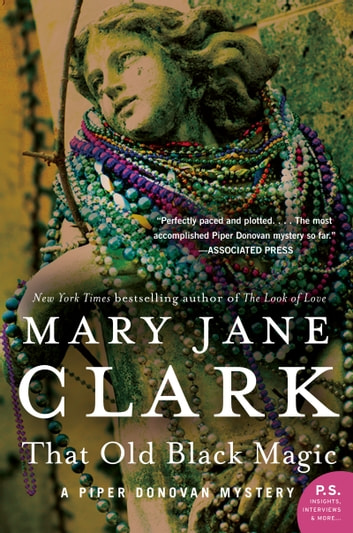 That Old Black Magic - A Piper Donovan Mystery ebook by Mary Jane Clark
