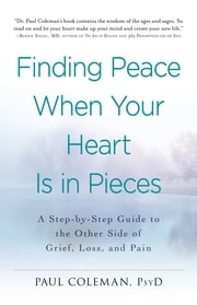 Finding Peace When Your Heart Is In Pieces - A Step-by-Step Guide to the Other Side of Grief, Loss, and Pain ebook by Paul Coleman