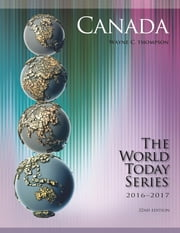 Canada 2016-2017 ebook by Wayne C. Thompson