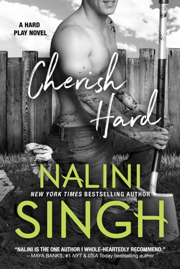 Cherish Hard ebook by Nalini Singh
