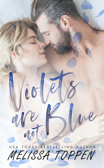Violets are not Blue ebook by Melissa Toppen