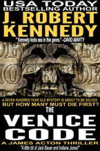 The Venice Code, A James Acton Thriller, Book #8