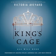 King's Cage audiobook by Victoria Aveyard