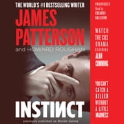 Instinct (previously published as Murder Games) audiobook by James Patterson, Howard Roughan