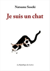 Je suis un chat ebook by Natsume Soseki