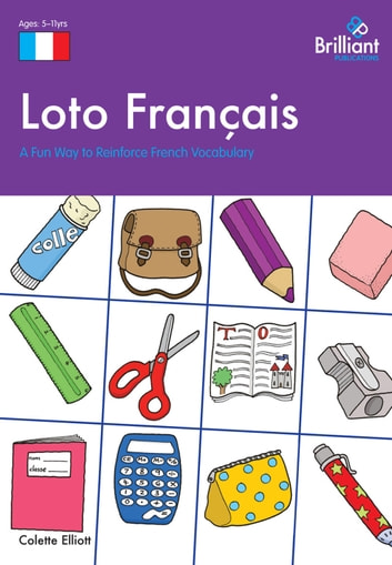 Loto Français ebook by Colette Elliott