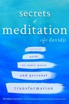 Secrets of Meditation ebook by Davidji
