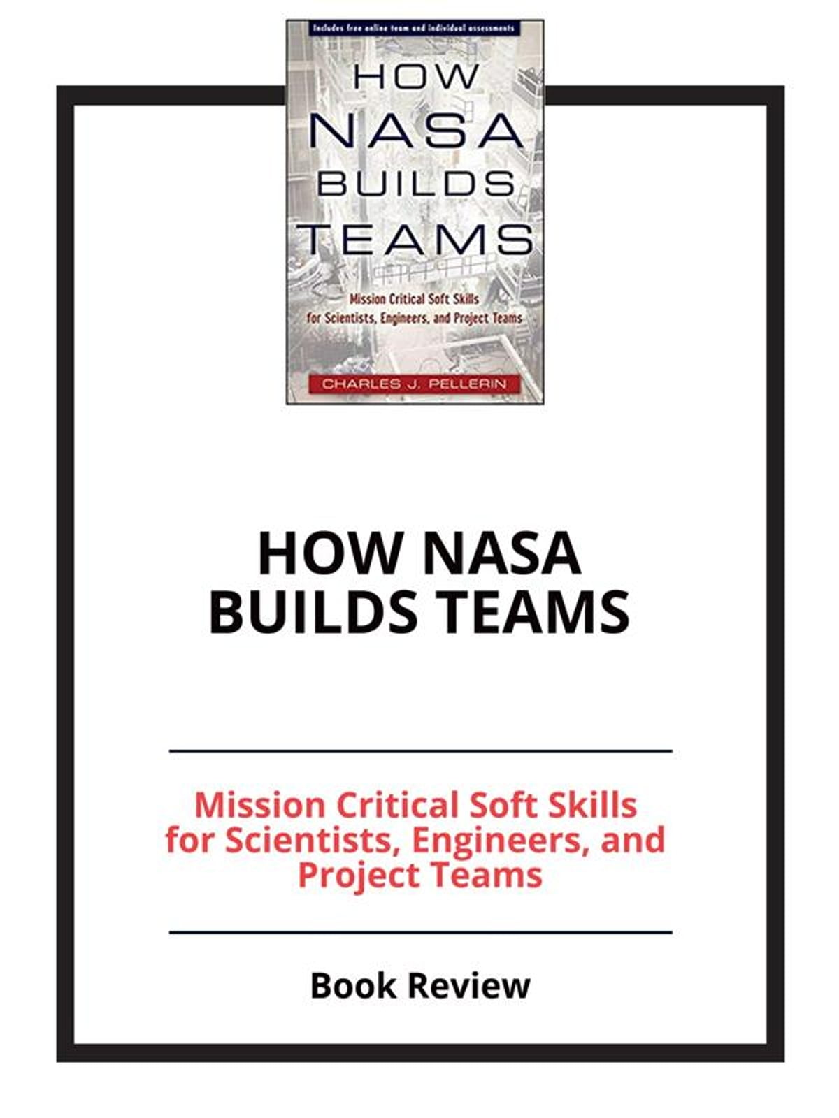 how nasa builds teams mission critical soft skills for scientists engineers and project teams
