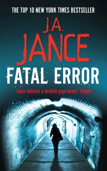 Fatal Error ebook by J.A. Jance