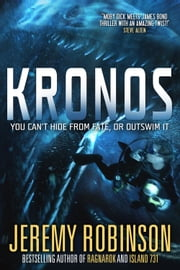 Kronos ebook by Jeremy Robinson