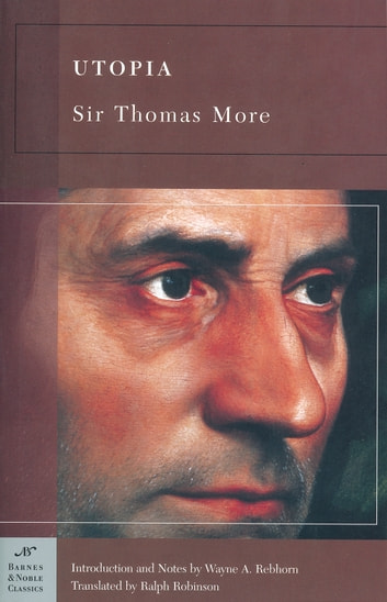 Utopia Barnes Noble Classics Series Ebook By Sir Thomas More