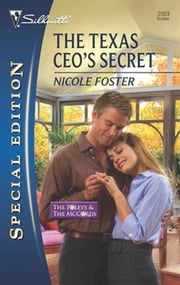 The Texas CEO's Secret ebook by Nicole Foster