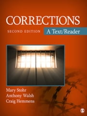 Corrections: A Text/Reader ebook by Anthony Walsh,Mary K. Stohr,Dr. Craig T. Hemmens