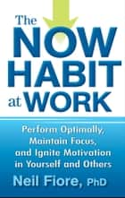 The Now Habit at Work ebook by Neil Fiore PhD
