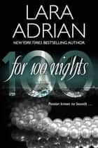 For 100 Nights eBook par Lara Adrian