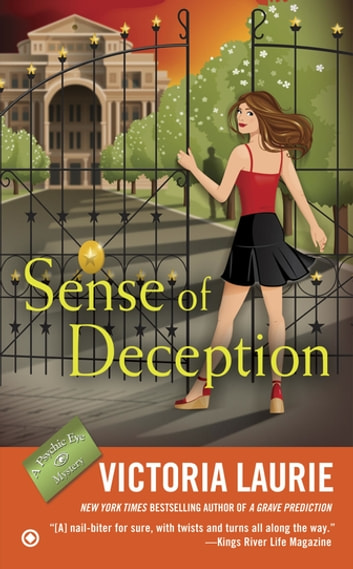 Sense of Deception ebook by Victoria Laurie