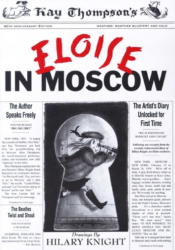 Eloise in Moscow - With Audio Recording ebook by Kay Thompson