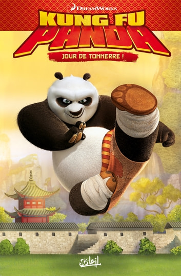 Kung Fu Panda T02 - Jour de tonnerre eBook by Simon Furman,Collectif