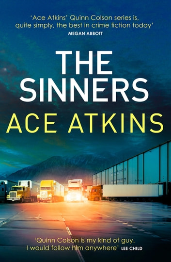 The Sinners ebook by Ace Atkins