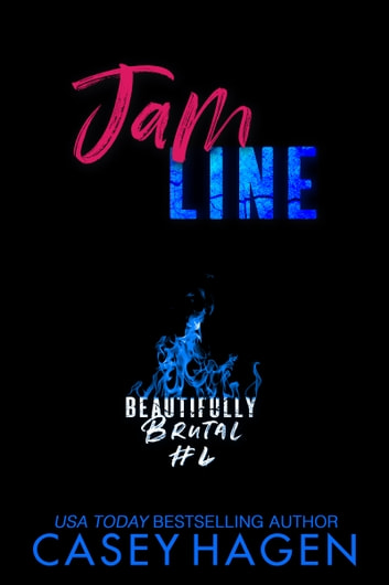 Jam Line - A Roller Derby Sports Romance ebook by Casey Hagen