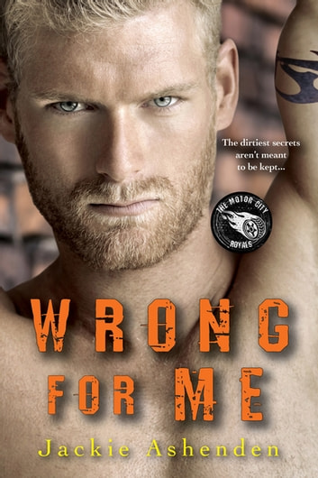 Wrong for Me ebook by Jackie Ashenden