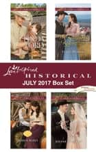 Love Inspired Historical July 2017 Box Set - Montana Cowboy's Baby\The Engagement Charade\The Renegade's Redemption\Lone Star Bride ebook by Linda Ford, Karen Kirst, Stacy Henrie,...