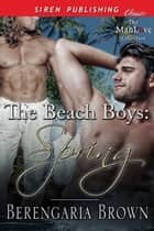 The Beach Boys: Spring ebook by