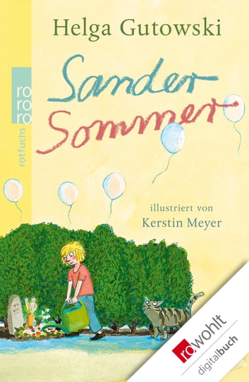 Sandersommer ebook by Helga Gutowski
