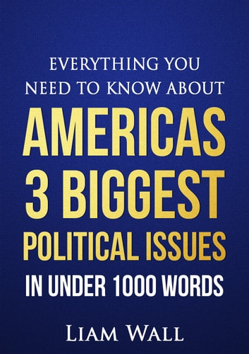 Everything You Need To Know About America's 3 Biggest Political Issues in Under 1000 Words ebook by Liam Wall