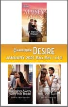 Harlequin Desire January 2021 - Box Set 1 of 2 ebook by Maisey Yates, Sophia Singh Sasson, Nadine Gonzalez