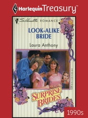 Look-Alike Bride ebook by Laura Anthony